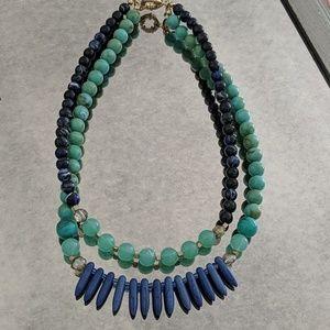 LOFT Jewelry - LOFT Beaded Layered Necklace